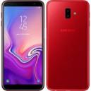 Samsung Galaxy J6 + rouge  32 Gb ecran 6 pouces